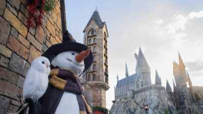 Mitchell Freitas - My Top 7 Favorite Holiday Activities in Orlando - Universal's Islands of Adventure - Universal Studios Florida